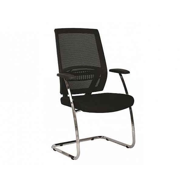 Jednací židle Above/S černá - 58 cm