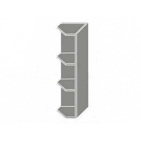 SILVER+, horní roh W7 30, bílý