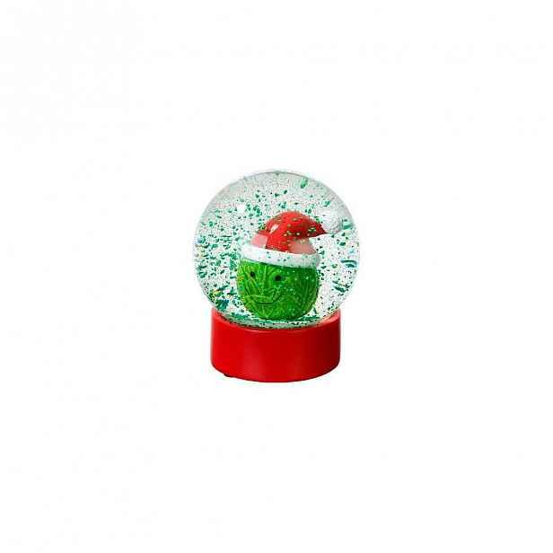 Sněhová koule Talking Tables Botanical Green Man