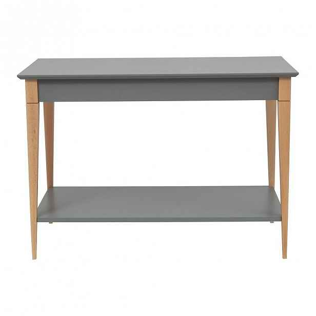 Šedý konzolový stolek Ragaba Mimo, šířka 105 cm