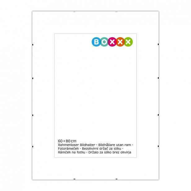 XXXLutz KLIPOVÝ RÁMEČEK, 1 foto, 60/80 cm Boxxx - Fotorámečky & obrazové rámy - 004342022910