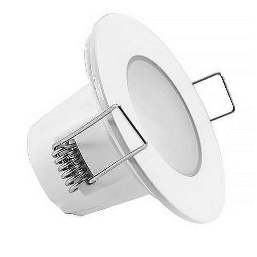 Svítidlo LED Greenlux Bono-R, 3000K, 5W, IP65 bílá