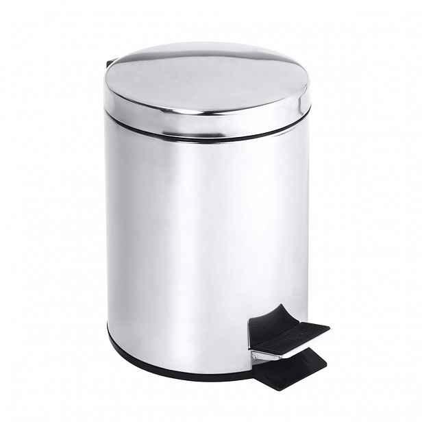 Odpadkový koš Bemeta Hotelové vybavení chrom 104315022