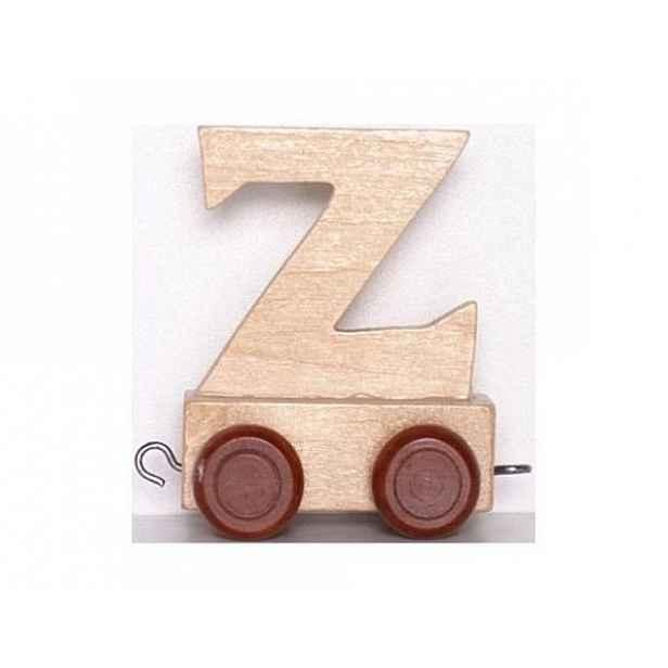 Vagónek Z, hnědá kolečka