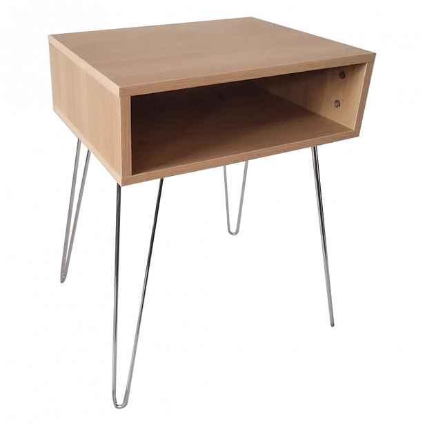 Noční stolek LAMAJ Tempo Kondela Dub