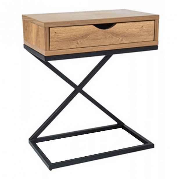 Noční stolek VIRED Tempo Kondela Dub
