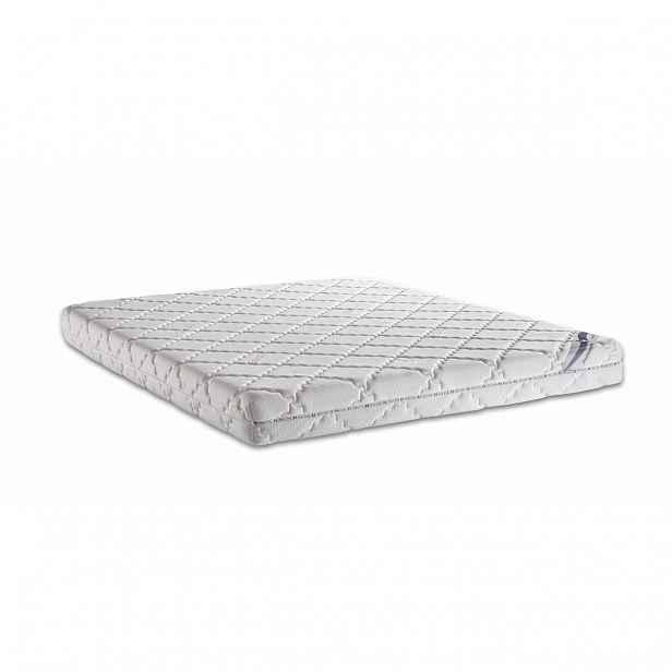 PerDormire SILVER MIND 160 x 200 x 17 cm matrace s paměťovou pěnou a stříbrem v potahu