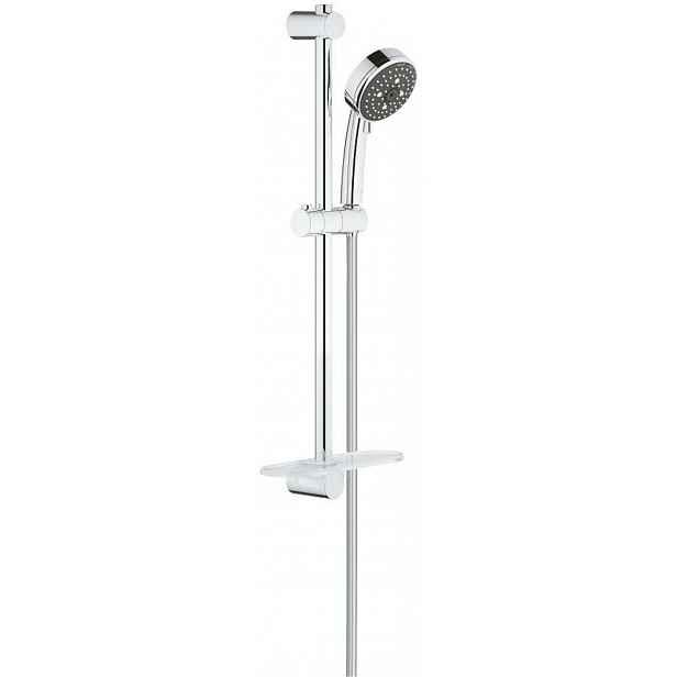 Sprchový set Grohe Vitalio Joy na stěnu chrom 26098000