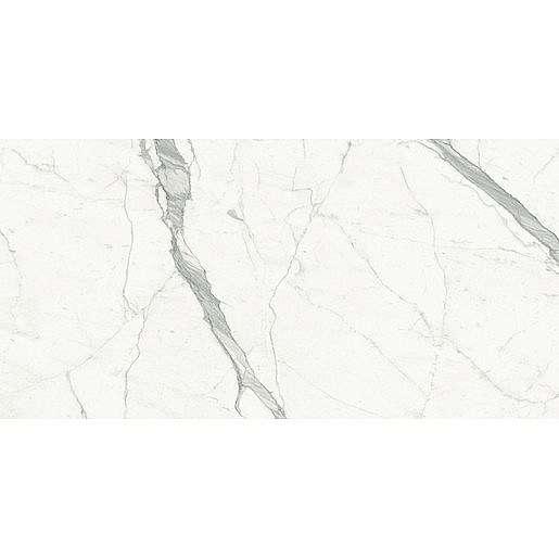 Dlažba Graniti Fiandre Marmi Maximum Calacatta Statuario 150x300 cm leštěná MML2661530