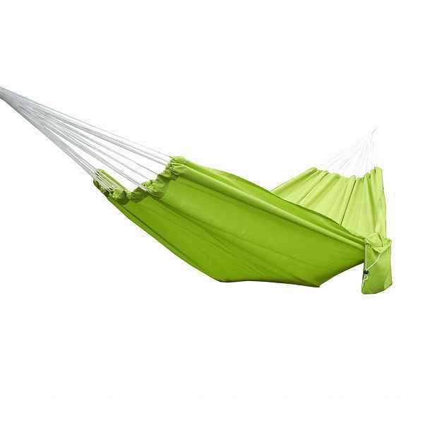 Houpací síť KIMBO zelená Tempo Kondela