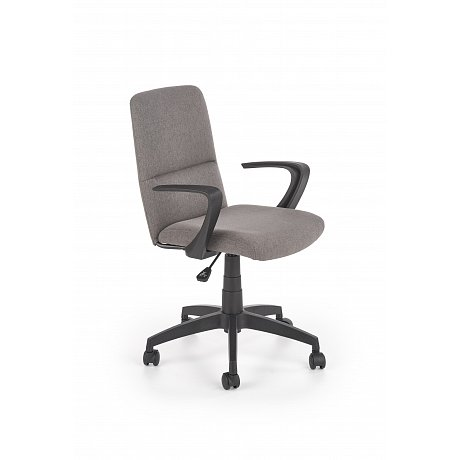 Kancelářská židle INGO, šedá - 60 x 83-91 x 62 cm