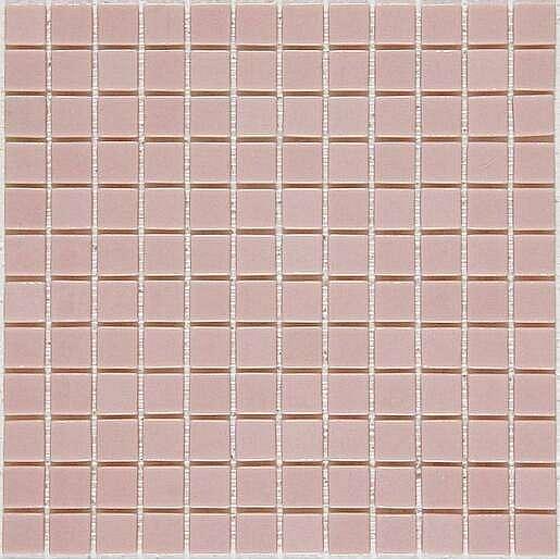 Skleněná mozaika Monocolores Rosa 30x30 cm lesk MC601