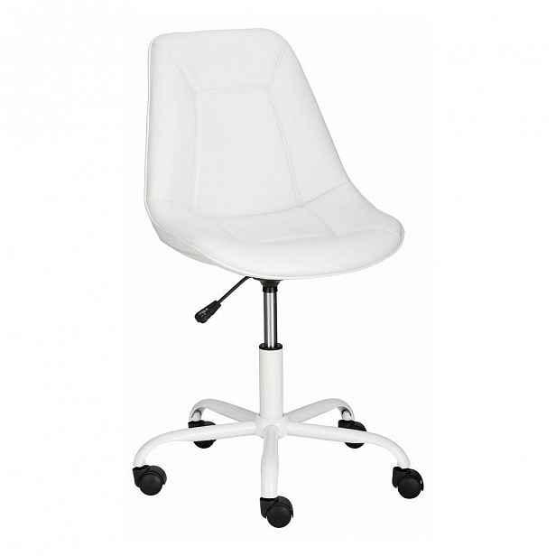 Bílá židle Støraa Carl - 58 x 81 x 49 cm