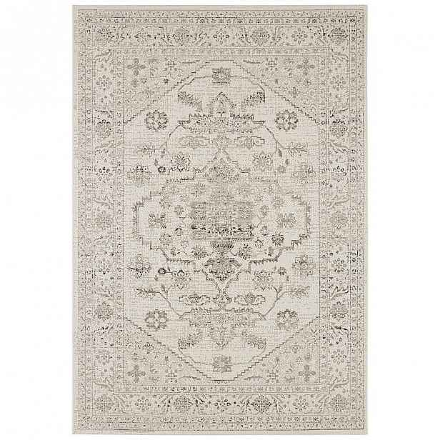 Béžový venkovní koberec Bougari Navarino, 120 x 170 cm