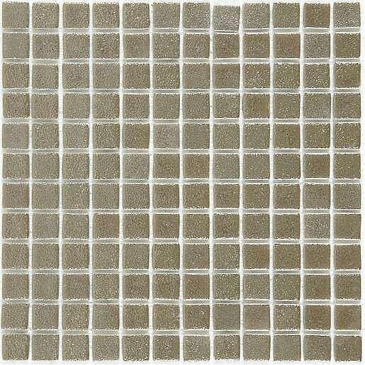 Skleněná mozaika Metalico silver 30x30 cm lesk METALICOSI
