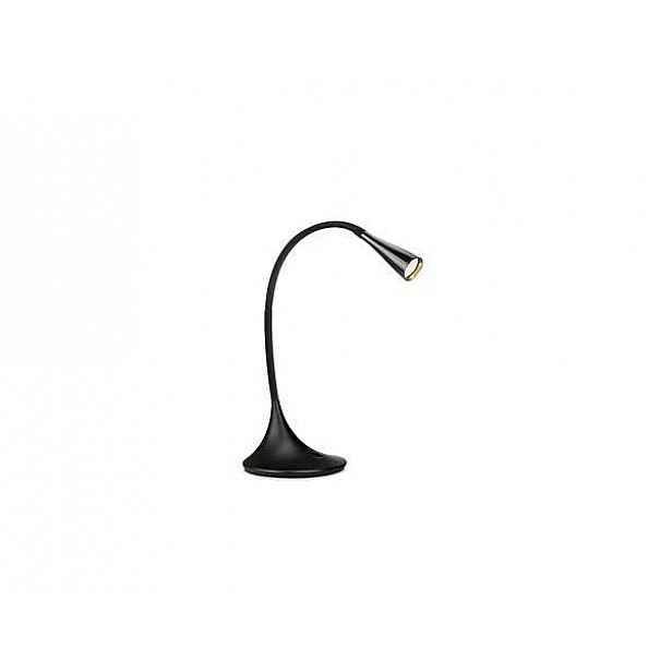 Černá stolní lampička Markslöjd Snake