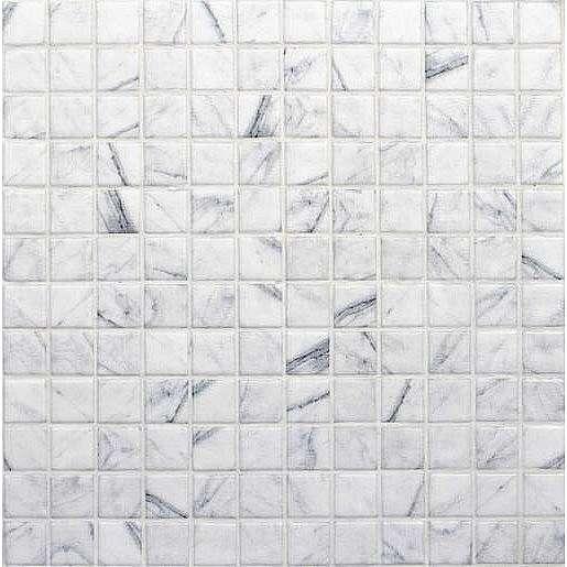 Skleněná mozaika Marble callacata 30x30 cm mat MOSCALACATTA