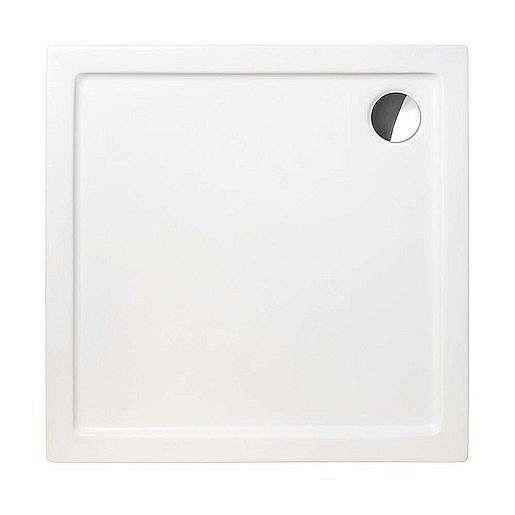 Sprchová vanička čtvercová Roth Flat Kvadro 80x80 cm akrylát 8000118