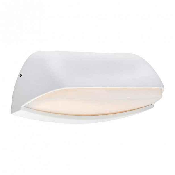 Bílé nástěnné svítidlo Markslöjd Cape