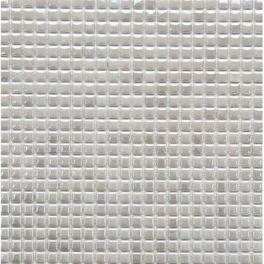 Skleněná mozaika Mikros inox 30x30 cm lesk MIKROSIN
