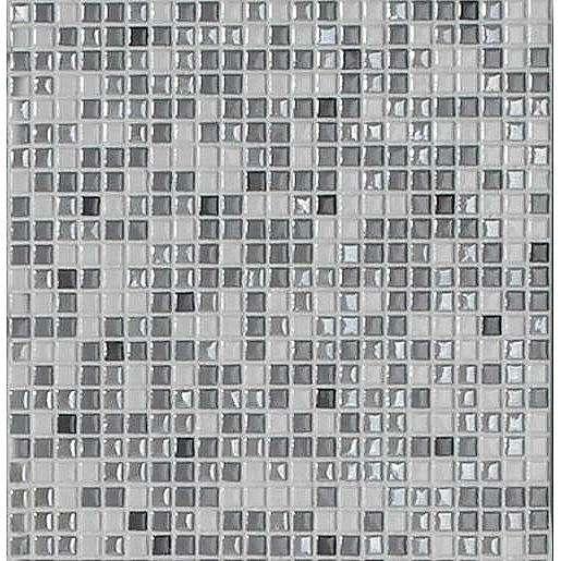 Skleněná mozaika Mikros lorraine mix 30x30 cm lesk MIKROSLOMIX