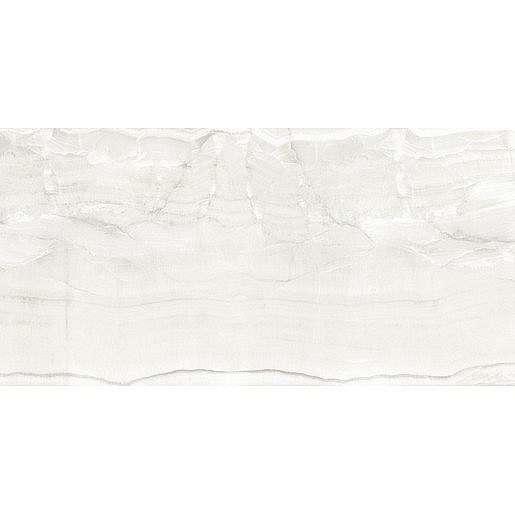 Dlažba Graniti Fiandre Marmi Maximum Bright Onyx 150x300 cm leštěná MML2461530