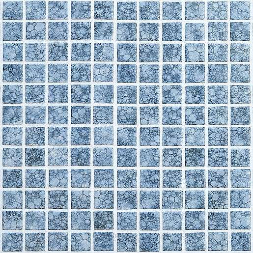 Skleněná mozaika Burbujas 30x30 cm lesk BURBUJAS