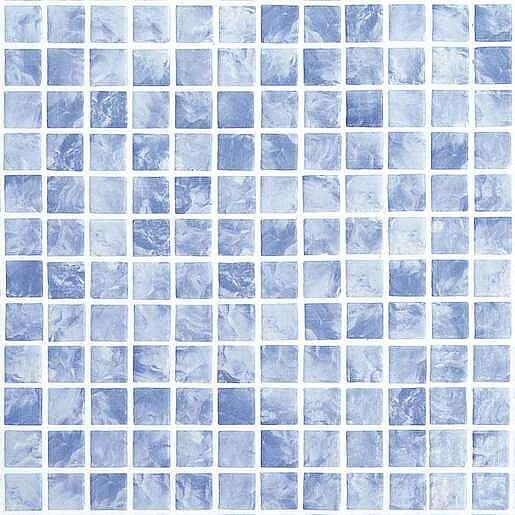 Skleněná mozaika Saona 30x30 cm lesk SAONAANTISLIP