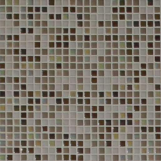 Skleněná mozaika Mikros provence mix 30x30 cm mat / lesk MIKROSPRMIX