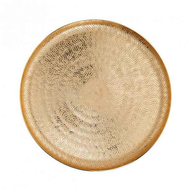 Butlers GOLDEN STAR Dekorační talíř 38 cm