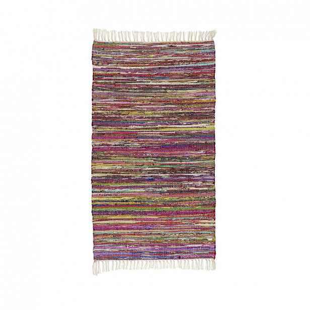 Ručně tkaný HADROVÝ KOBEREC, 50/100 cm, vícebarevná Boxxx