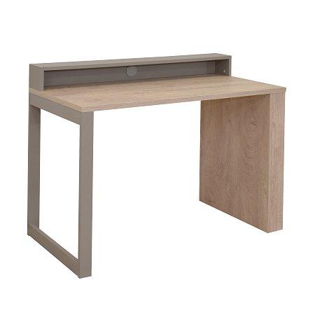 KINDER Pracovní stůl, dub/písek