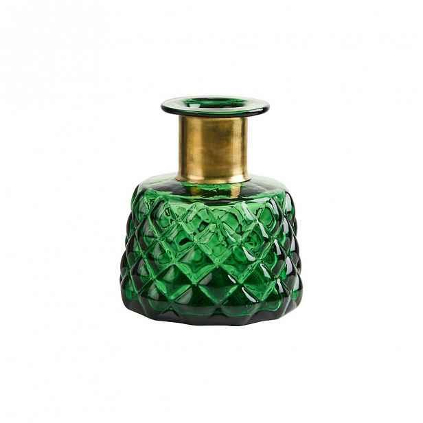 Butlers GRACE Váza 14 cm - zelená