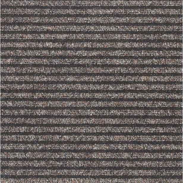 XXXLutz DVEŘNÍ ROHOŽKA, hnědá Boxxx - 007183000303
