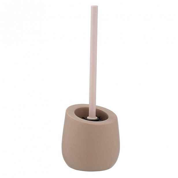 Keramický toaletní kartáč Wenko Badi Sand