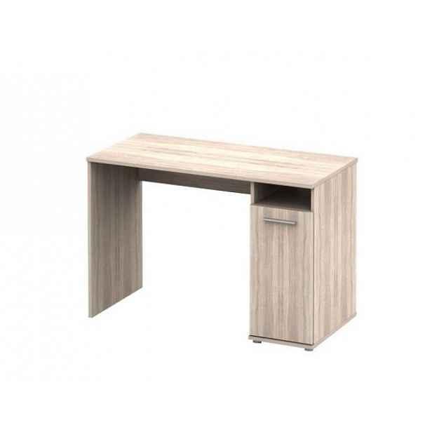 PC stůl, dub sonoma, Singa 21
