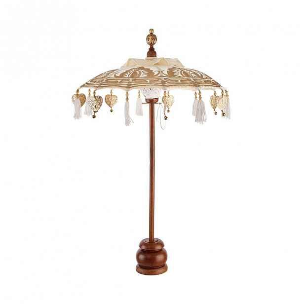 Butlers ORIENTAL LOUNGE Stolní dekorace mini slunečník 85 cm