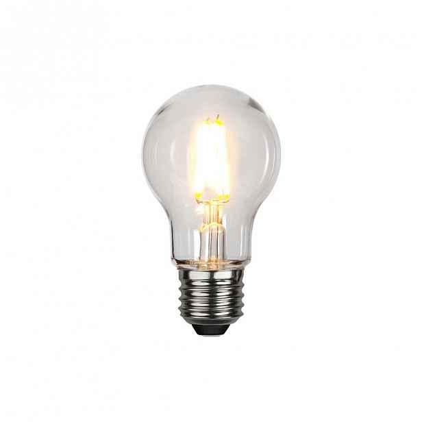 Venkovní LED žárovka Best Season Filament E27 A55 Gasso