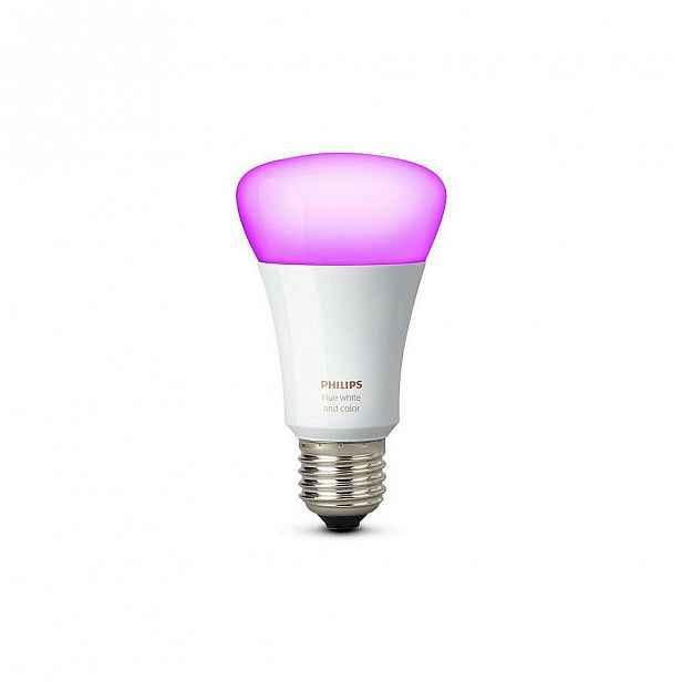 Žárovka LED Philips Hue white and color ambiance E27 10W