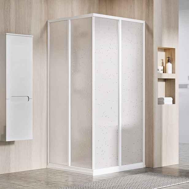 Sprchové dveře Walk-In / dveře 90 cm Ravak Supernova 14V701O211