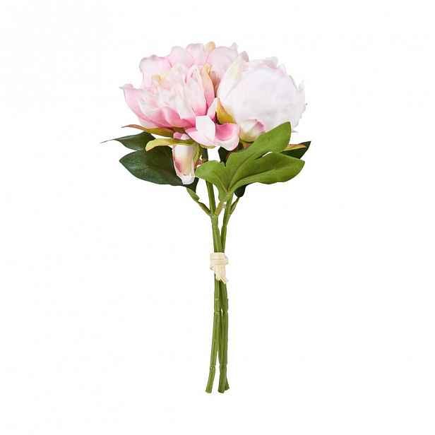 Butlers FLORISTA Pivoňka kytice - pastelově růžová