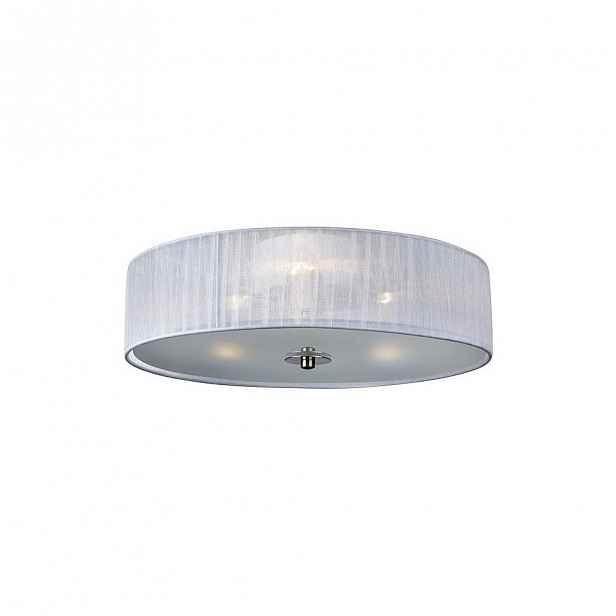Bílé stropní svítidlo Markslöjd Byske, ⌀ 40 cm