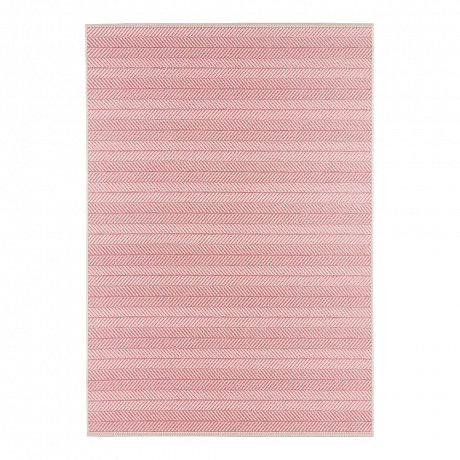 Červený venkovní koberec Bougari Caribbean, 70x140cm