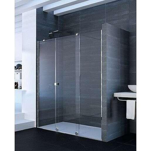 Sprchové dveře 240x200 cm pravá Huppe Xtensa pure chrom lesklý XT1205.069.322