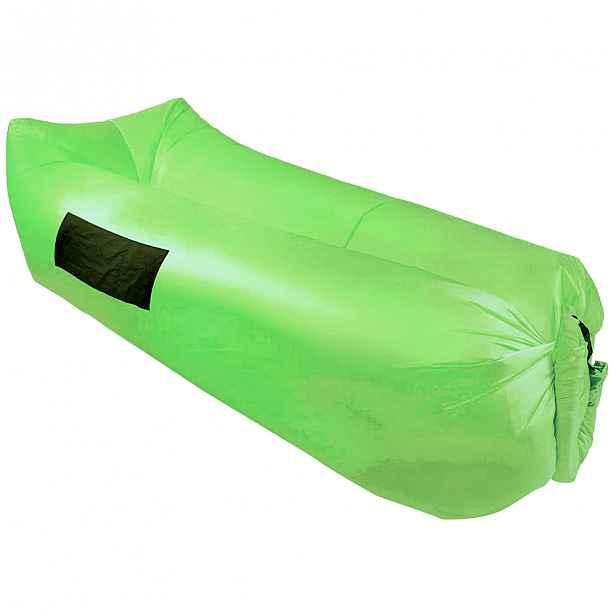 Nafukovací sedací vak LEBAG Tempo Kondela Zelená