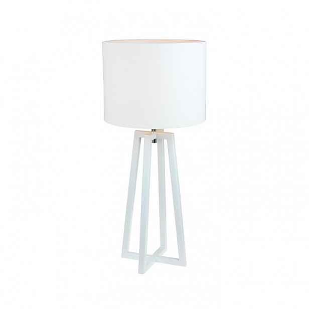 Stolní lampa QENNY TYP 14 bílá Tempo Kondela