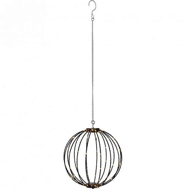 Venkovní závěsná světelná dekorace Best Season Hanging Munty, ⌀ 30 cm