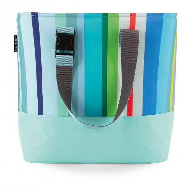 Modrá chladící taška Remember Laguna,20l