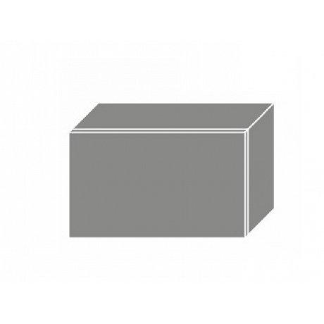 PLATINUM, skříňka horní W4b 60, korpus: grey, barva: vanilla