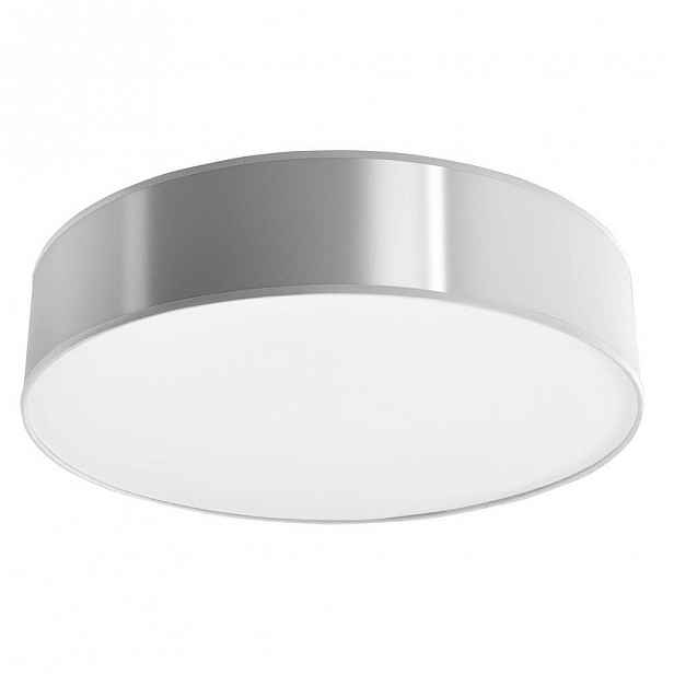 Šedé stropní svítidlo Nice Lamps Atis Ceiling